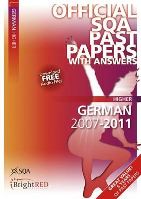 German Higher SQA Past Papers 2011 (Paperback)
