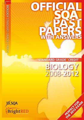 Biology Credit SQA Past Papers 2012 (Paperback)