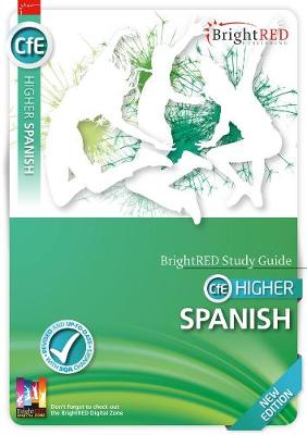 BrightRED Study Guide Higher Spanish - New Edition (Paperback)