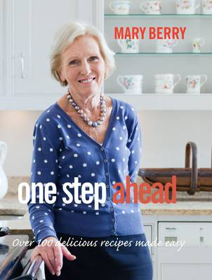 One Step Ahead (Hardback)