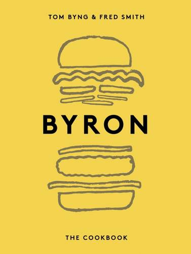 Byron: The Cookbook (Hardback)