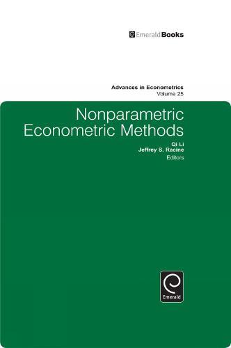 Nonparametric Econometric Methods - Advances in Econometrics 25 (Hardback)