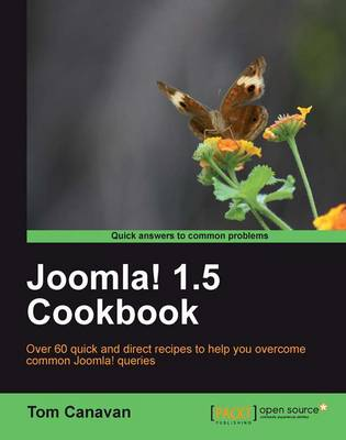 Joomla! 1.5 Cookbook (Paperback)