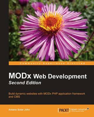 ModX Web Development - (Paperback)