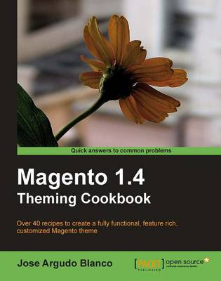 Magento 1.4 Theming Cookbook (Paperback)