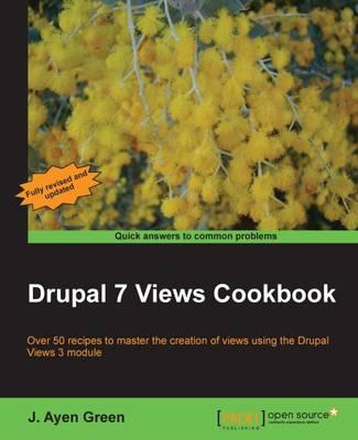 Drupal 7 Views Cookbook (Paperback)