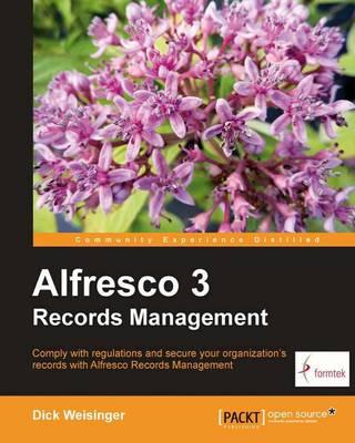 Alfresco 3 Records Management (Paperback)