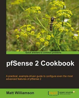 pfSense 2 Cookbook (Paperback)