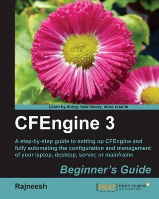 CFEngine 3 Beginner's Guide (Paperback)