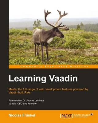 Learning Vaadin (Paperback)