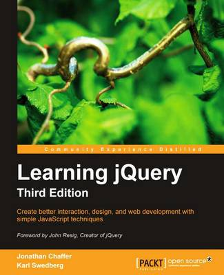 Learning jQuery (Paperback)