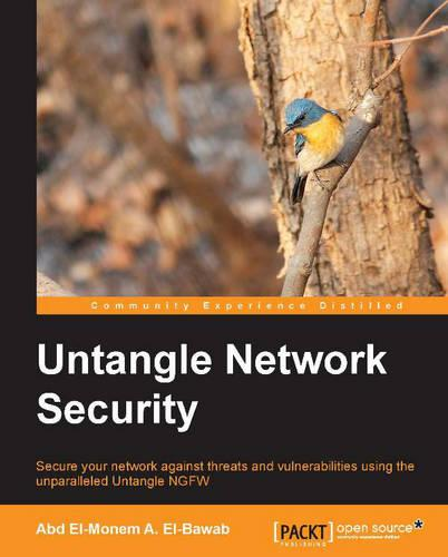 Untangle Network Security (Paperback)