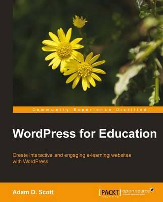 WordPress for Education (Paperback)