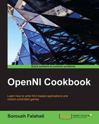 OpenNI Cookbook (Paperback)
