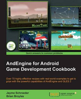 AndEngine for Android Game Development Cookbook (Paperback)