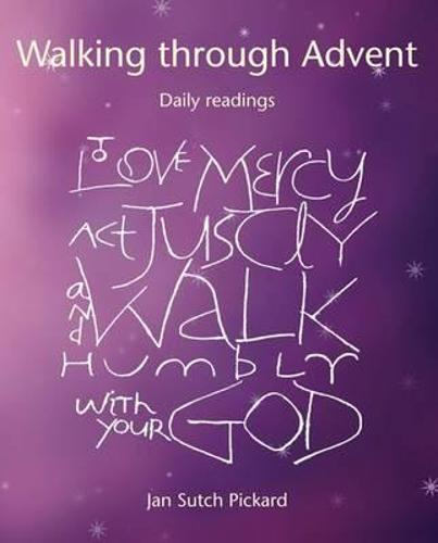 Walking Through Advent: Daily Readings (Paperback)