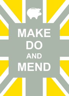 Make Do And Mend Book