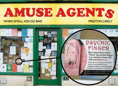 Amuse Agents: When Small Ads Go Bad (Paperback)