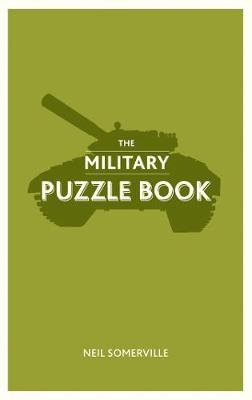 The Military Puzzle Book (Hardback)
