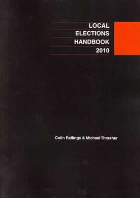 Local Elections Handbook 2010 (Paperback)