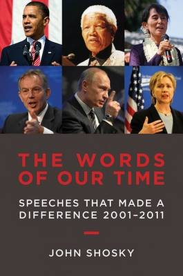 Words of Our Time (Hardback)