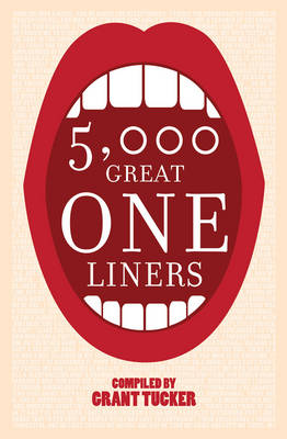 5,000 Great One Liners (Paperback)