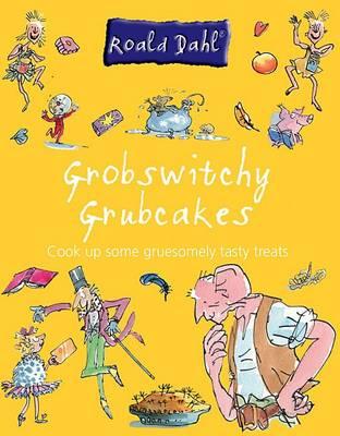 Grobswitchy Grubcakes - Roald Dahl Mini Kits (Hardback)