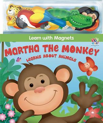 Martha the Monkey - Learn with Magnets