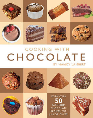 Cooking with Chocolate (Hardback)