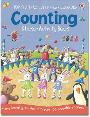 Counting - Sticker Activity Books (Paperback)