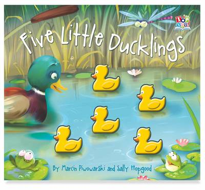 Five Little Ducklings (Bath book)