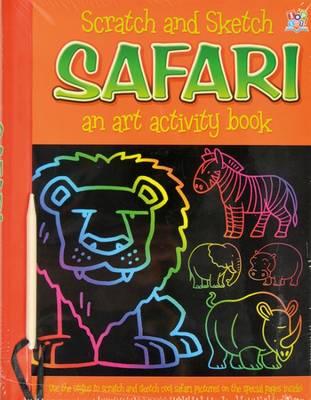 Safari - Scratch and Sketch