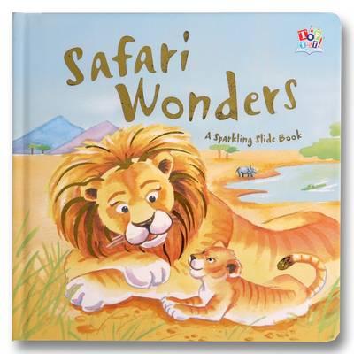 Safari Wonders - Sparkling Slide Books (Board book)