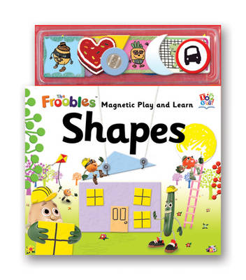 Shapes - Froobles Magnetic Play and Learn