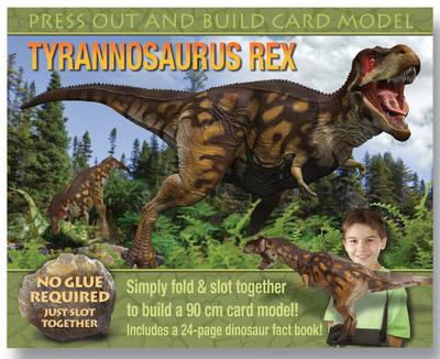 Press Out & Build Dinosaur