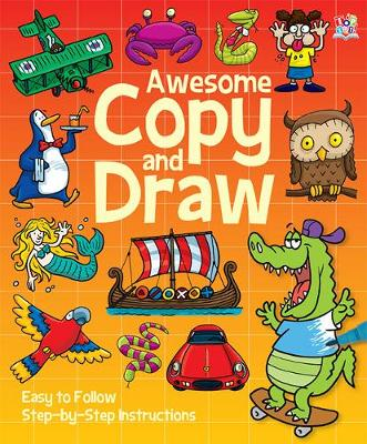 Awesome Copy and Draw - 501 Folders (Hardback)