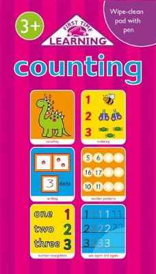 3+ Counting - FTL Wipe Clean Pads (Paperback)