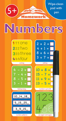 Help with Homework Extensions: Numbers (Paperback)