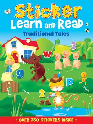 Sticker Learn and Read: Traditional Tales (Paperback)