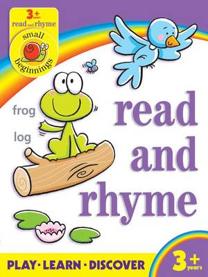 Small Beginnings: Read and Rhyme