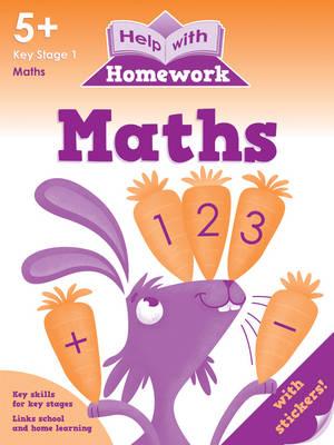Maths 5+ - Help with Homework (Paperback)
