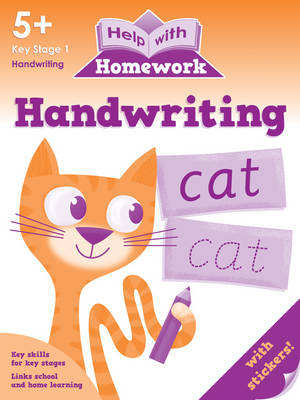 Handwriting 5+ - Help with Homework (Paperback)