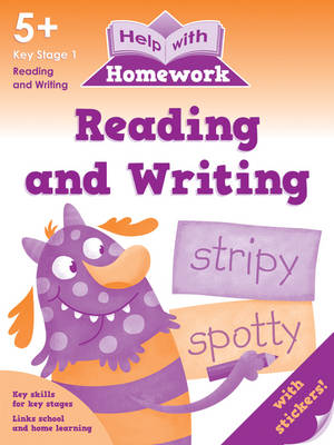 Reading & Writing 5+ - Help with Homework (Paperback)