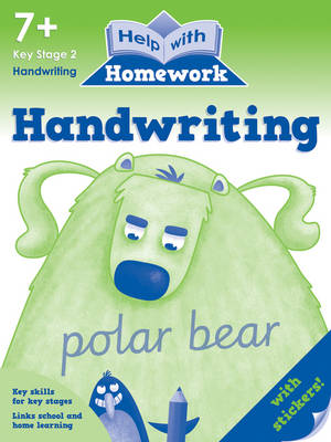 Handwriting 7+ - Help with Homework (Paperback)