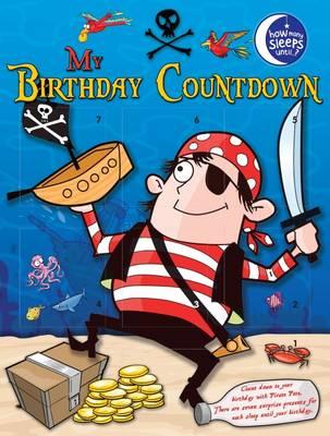 My Birthday Countdown (Boys): A Birthday Activity Pack - How Many Sleeps?