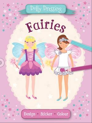 Dolly Dressing: Fairies (Paperback)