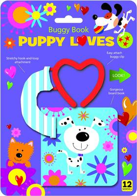 Puppy Loves Buggy Book (Board book)