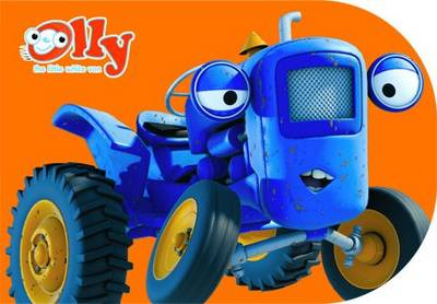 Jethro the Tractor: Chunky Storybook - Olly the Little White Van (Board book)