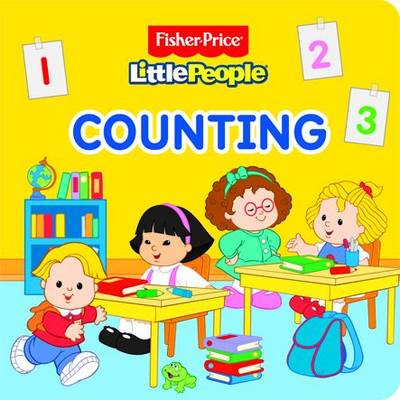 Fisher Price Little People Counting (Board book)