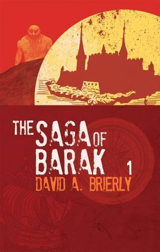 The Saga of Barak (Paperback)